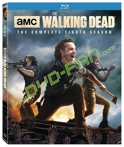 The Walking Dead: Season 8