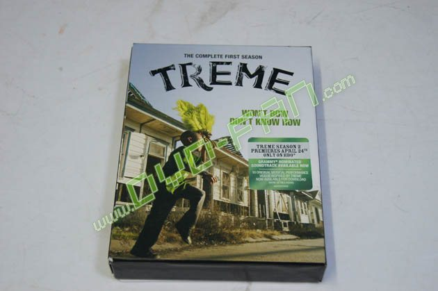 Treme The Complete First Season 1