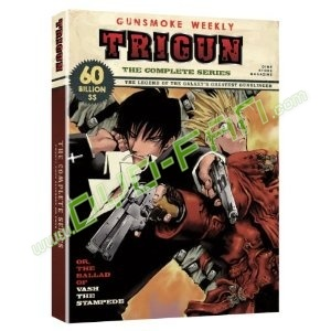 Trigun The Complete Series dvd wholesale