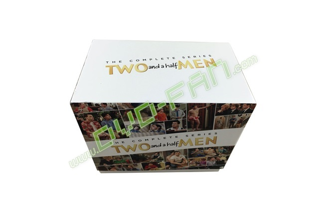 Two and a Half Men Season 1-12 dvds wholesale
