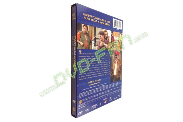 Two and a Half Men Season 11 dvd wholesale