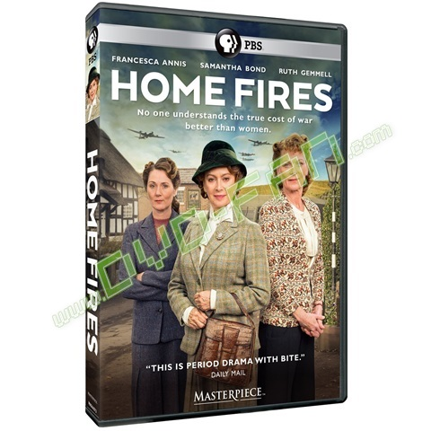 UK  Home Fires Season 2