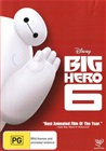 Blu-ray Big Hero 6