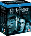 Harry Potter  Complete 8-Film Collection [Blu-ray]