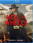 Hell on Wheels  Season 5 [Blu-ray]