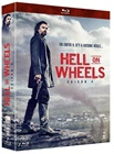 Hell on Wheels Season 4 [Blu Ray]