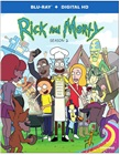Rick and Morty Season 2 [Blu Ray]