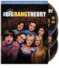 The Big Bang Theory Season the complete season 8 [blu ray]