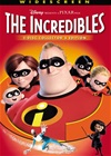 The Incredibles (blu ray)