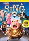 Sing (Blu-ray DVD UV, 2017) New Release