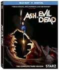 Ash Vs. Evil Dead: Season 3 dvds