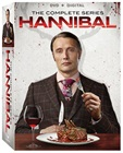 Hannibal The Complete Series Season 1-3