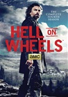 Hell On Wheels Season 4 dvd wholesale China
