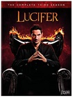 Lucifer: The Complete Third Season dvds