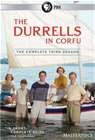 MASTERPIECE: THE DURRELLS IN CORFU - SEASON 3 NEW DVD