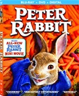 Peter Rabbit dvds