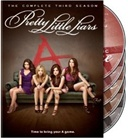 Pretty Little Liars season 3 dvd wholesale