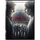 SGU Stargate Universe - The Complete Final Season