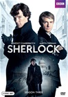 UK version Sherlock Season Three dvd wholesale