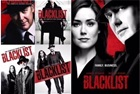 The Blacklist: Complete Series Seasons 1-5 DVD