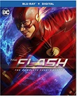 The Flash: The Complete Fourth Season 4 dvds