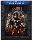 The Hobbit: The Battle of the Five Armies in Blu Ray