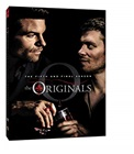The Originals: The Complete Fifth Season 5 dvds