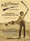 The Rifleman Collector Edition Season 5 dvds